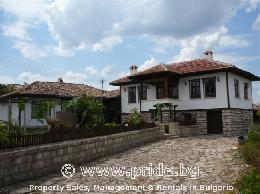 Traditional Bulgarian House - ID 4011