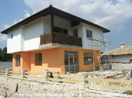 Bargain brand new house in popular village, minutes from Varna - ID 1176