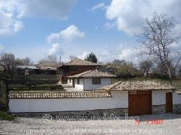 New bulgarian style house near Shumen - ID 3332