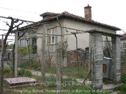 Summer house in Dolen Chiflik, 15km from Black Sea - ID 3336