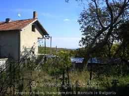 Unfinished house 7km from Black Sea - ID 3349
